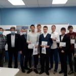 Ученики Техно-Школы сдали квалификационный экзамен по курсу «Введение в профессию: станочник широкого профиля»